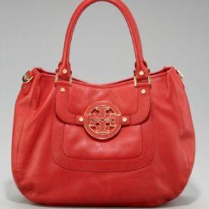 Tory Burch Amanda hobo leather bag NWOT $485